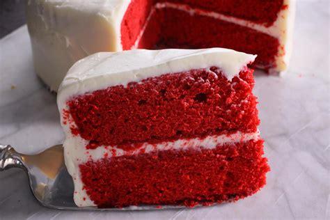 red velvet red velvet cake i recipe dishmaps