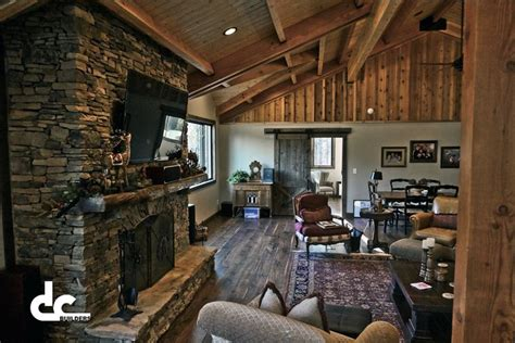 barn  living quarters barn house pinterest fireplaces barn homes  openness