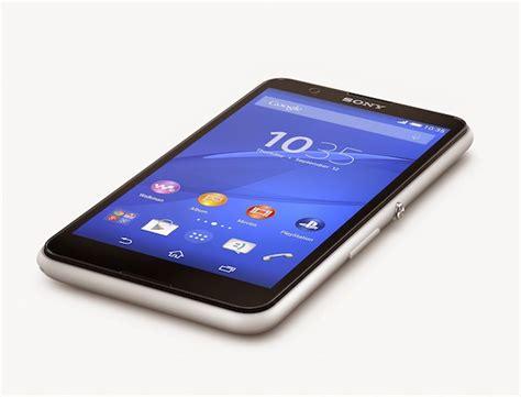 Hp Sony Android E4 sony xperia e4 蝣ikovn 253 5 quot android smartf 243 n pre nen 225 ro芻n 253 ch
