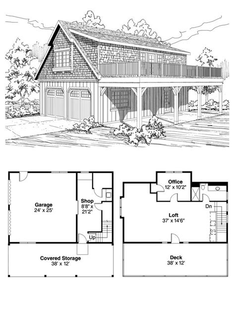 Barn Plans With Living Area by Best 25 Garage Plans Ideas On Detached Garage