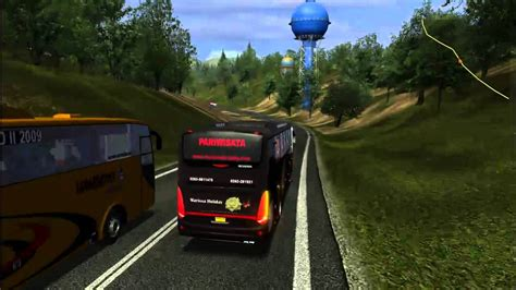 game ukts bus mod indonesia ukts indonesia map and bus mod youtube