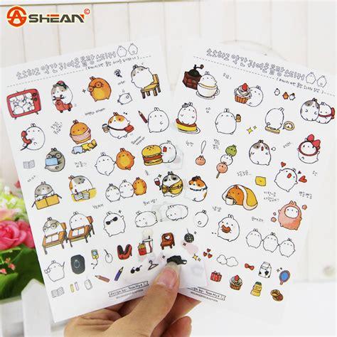 Mini Sheet Perangko Serie Batu Indonesia stickers konijn promotie winkel voor promoties stickers konijn op aliexpress
