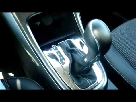 vauxhall astra automatic active select opel astra 2010 1 6 automatic youtube