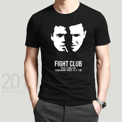 Cool Shirts Personalized Fight Club T Shirts Cool Logo Printing