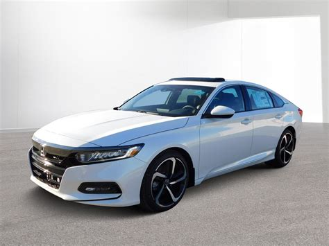 2019 honda accord sport new 2019 honda accord sport 2 0t 4dr car in milledgeville