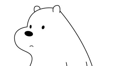 ice bear coloring page top 15 printable we bare bears coloring pages