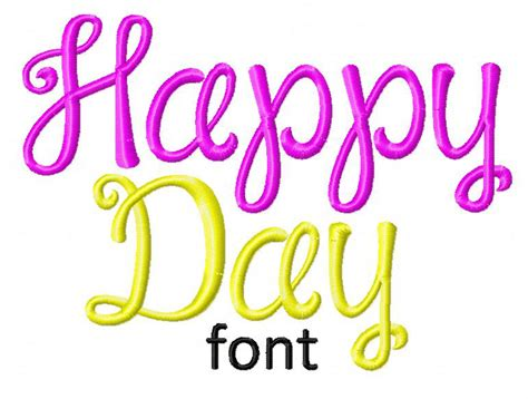 happy monkey font apk free happy day machine embroidery font set daily embroidery