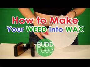 how to make your into wax