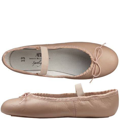slippers payless american ballet theatre for spotlights ballet