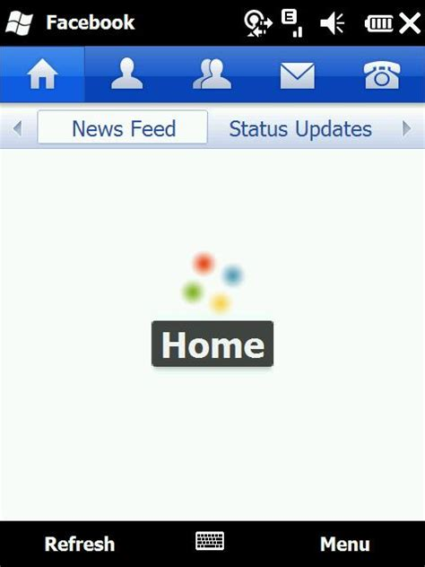 mobile comfacebook app ported from windows mobile 6 5 windows central