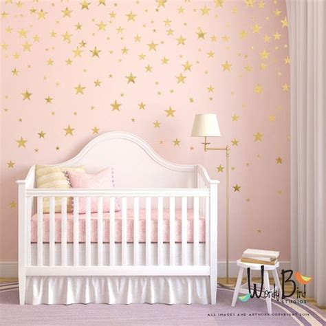 Handmade Baby Room Decorations - baby nursery decor pink color wall decor for baby nursery