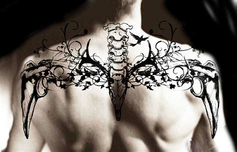 best tattoo designs for back tattoos show