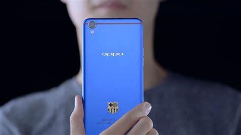 Karakter Oppo F1 oppo f1 plus edisi fc barcelona akan muncul di malaysia