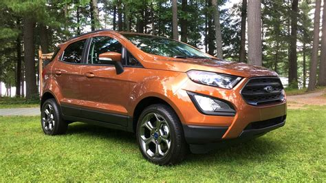 New Ford 2018 Ecosport by 2018 Ford Ecosport Canadian Preview