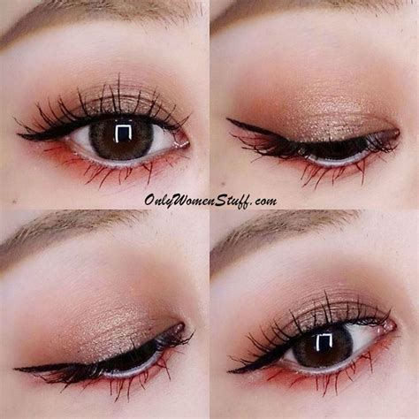 eyeliner tutorial for monolids 25 easy monolid eye makeup tips ideas with pictures