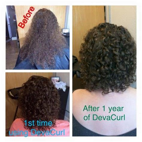 using devacurl products in african american hair this is how devacurl changed her hair over the past year