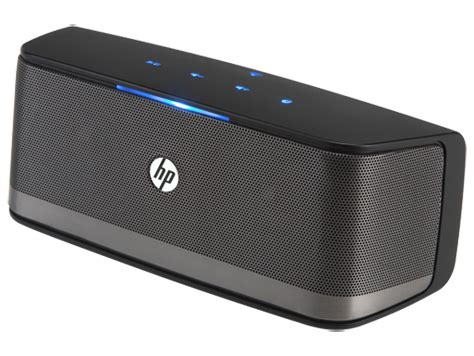 Speaker Bluetooth Hp hp portable bluetooth speaker a5v91aa hp 174 middle east