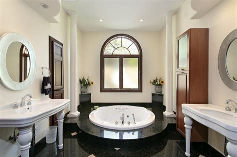 round bathtubs 9 round baths bathroom remodeling ideas