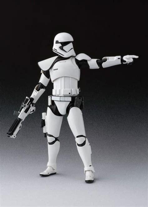 S H Figuarts Order Stormtrooper Special Set Wars S H Figuarts Captain Phasma Order