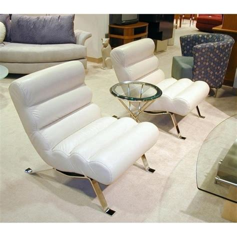 mid century white leather tufted sectional chaise lounge mid century modern chaise lounge chaise design