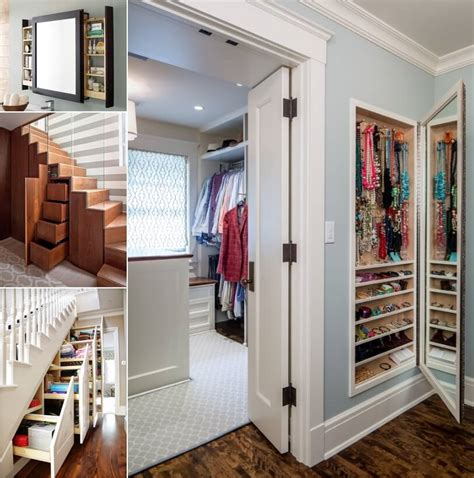 Hidden Storage Ideas | 10 clever hidden storage ideas for your home