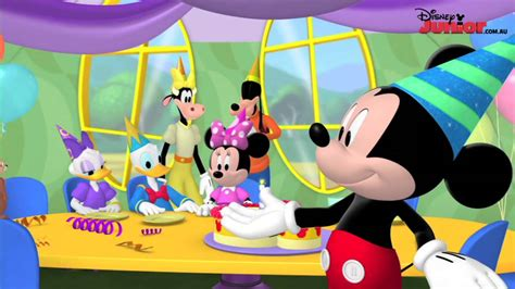 song mickey mickey mouse clubhouse song happy mousekeday to you disney junior official