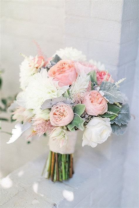 Wedding Bouquet Photos by 136 Best Blush Bridal Bouquets Images On