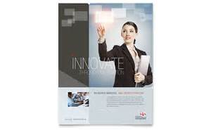 Business Flyer Templates Word by Corporate Business Flyer Template Word Publisher
