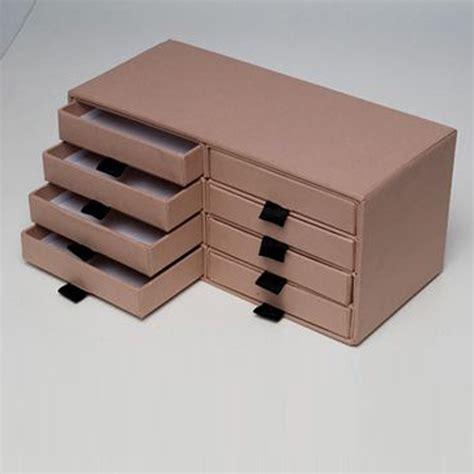 divisori per cassetti scatola rigida con cassetti multipli scatole fasciate rigide