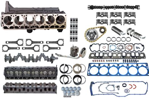 Jeep 4 7 Stroker Kit Jeep Stroker Complete Engine Upgrade Kit 4 0 To 4 6 4 7