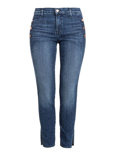 buttons pockets zion button pockets skinny jeans by j brand skinny jeans