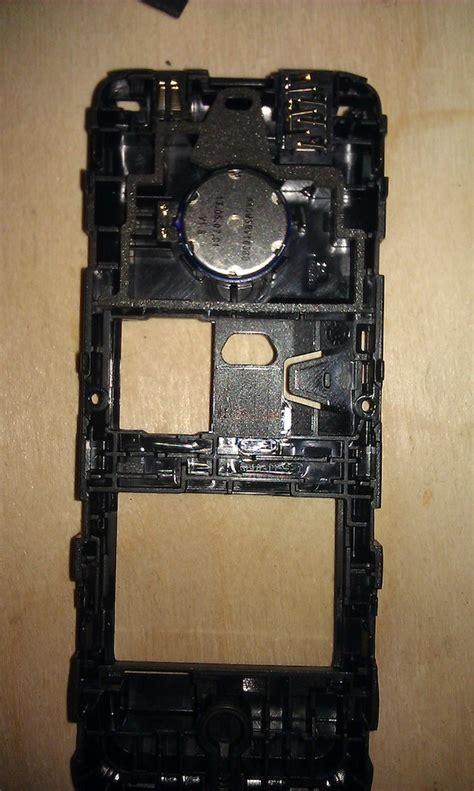 Speaker Nokia 105 Taking Apart A Nokia 105 183 Joe S