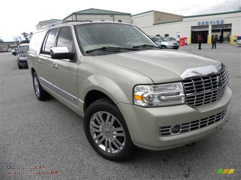 2007 lincoln navigator l luxury 4x4 in light silk