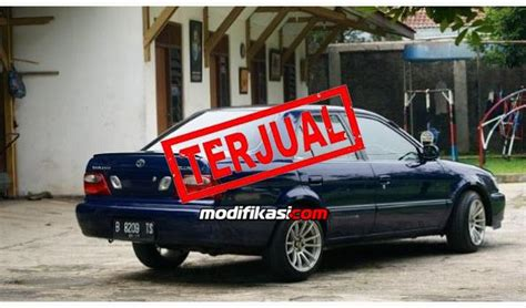 Filter Bensin Toyota Soluna 1 jual toyota soluna a t tahun 2002 mulus mengkilap