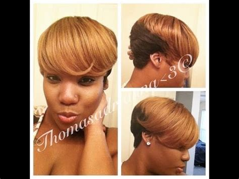8 Fab Hairdos For Hair by Nene Leaks Hairstyle Sensationnel Fab Fringe