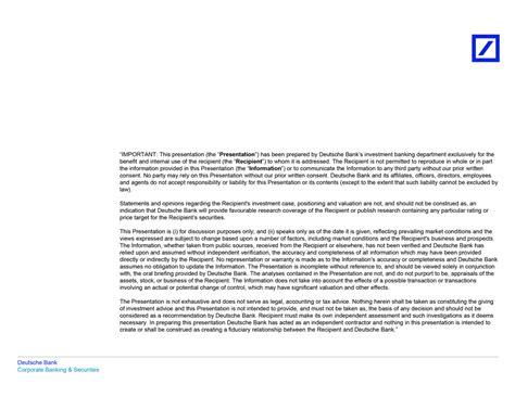 Deutsche Bank Letter Of Credit deutsche bank letter of credit department docoments ojazlink