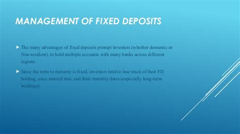 Withdrawal Fixed Deposit Letter managing your fixed deposits renewal or withdrawal