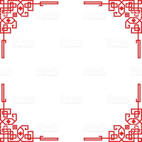 new year vector border border frame stock vector more images of