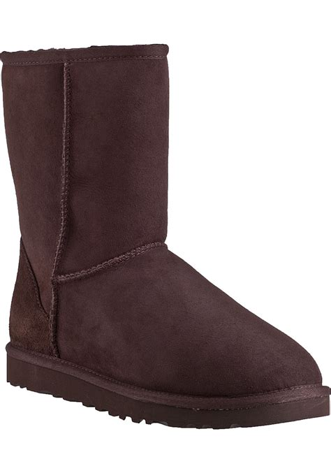 ugg 174 australia classic boot chocolate brown jildor