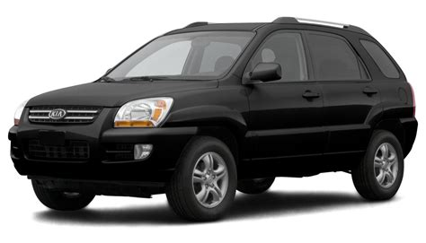 2007 Kia Mpg by 2007 Kia Sportage Reviews Images And Specs