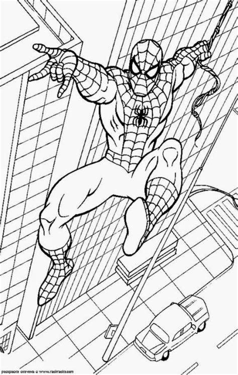 spiderman coloring pages online games spiderman coloring pages games online colorings net
