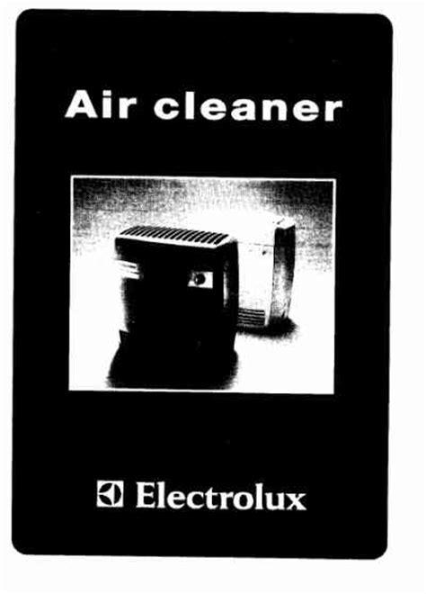 Air Cleaner Electrolux electrolux z7051 air cleaner air purifier air humidifier