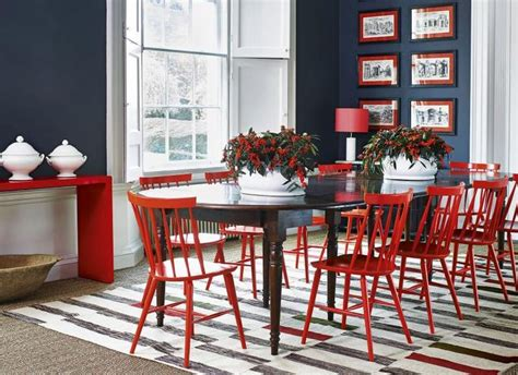 red dining room table best 25 red dining chairs ideas on pinterest polka dot