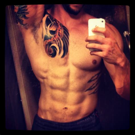 fitness tattoos and abs fitness tattoos