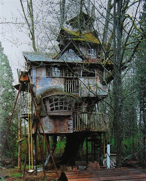 tree house home dream like a child 10 fantasy treehouses around the world