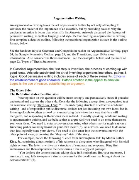 proposal argument layout essay arguments the norton field guide to writing awesome