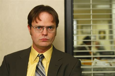 Dwight Schrute Of The Office Has A Weblog My by 27 Dwight Schrute Quotes That Will Teach You All You Need