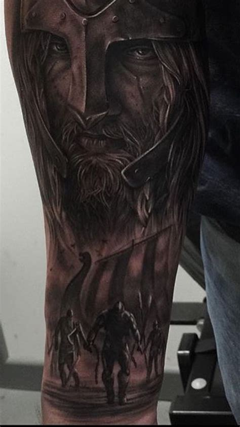 25 best ideas about viking tattoo sleeve on pinterest