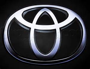 What Does The Toyota Symbol How To Draw The Toyota Logo Step By Step Symbols Pop