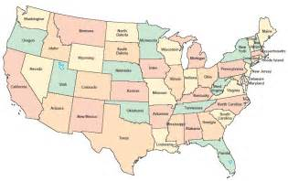 5th grade us map states and capitals worksheet abitlikethis